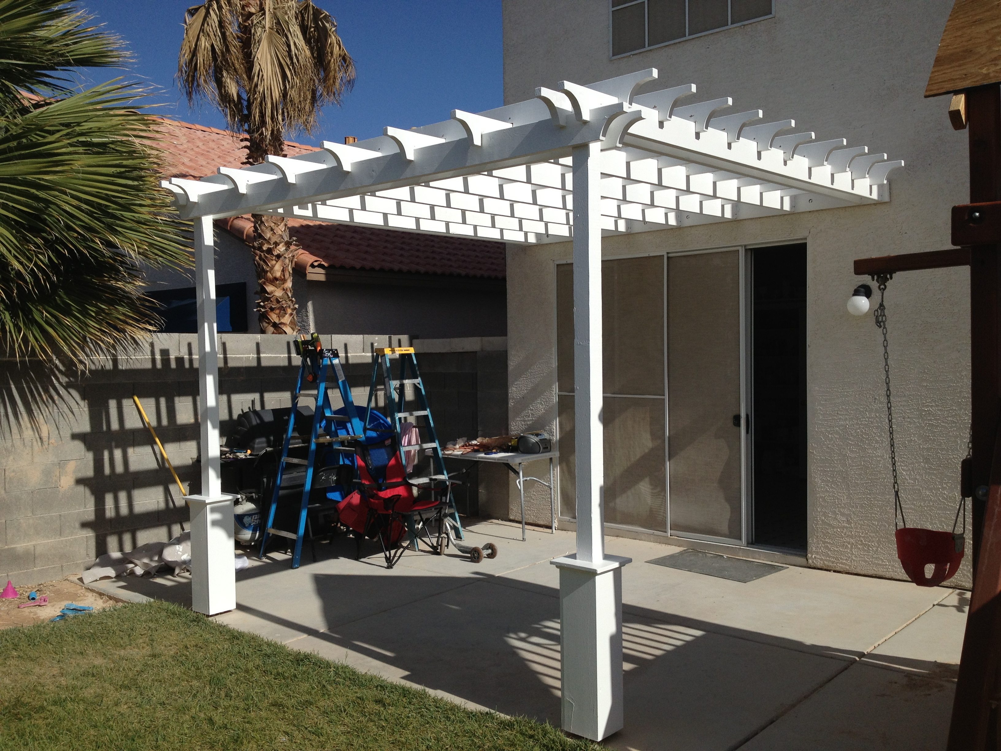 building arbour trustworthy to house