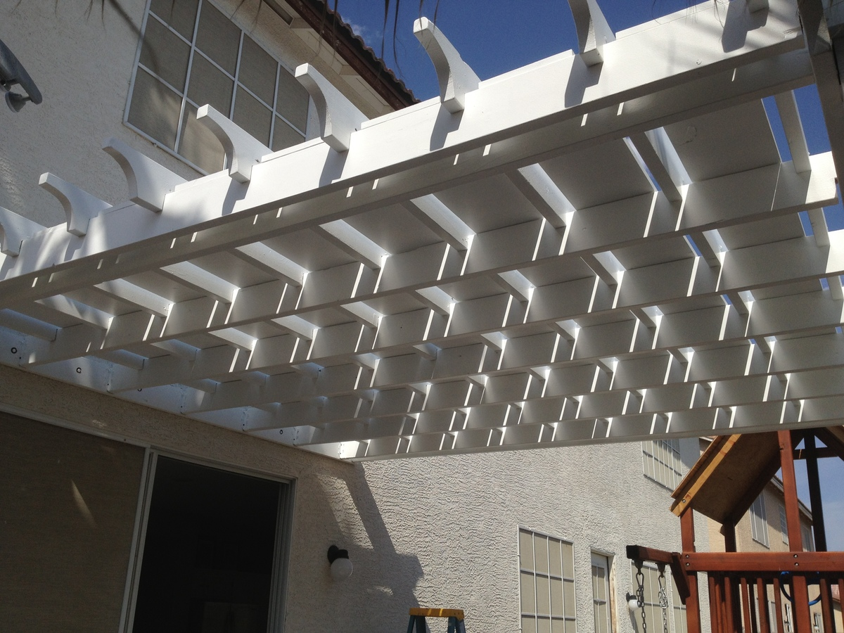 Create The Ambience With An Attached Pergola Check more at http