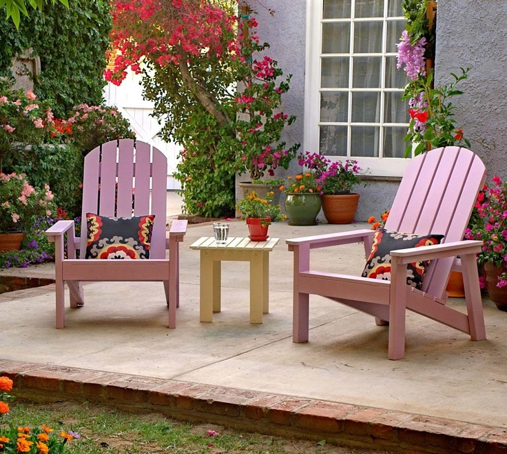 Ana White 2x4 Adirondack Chair Plans For Home Depot Dih