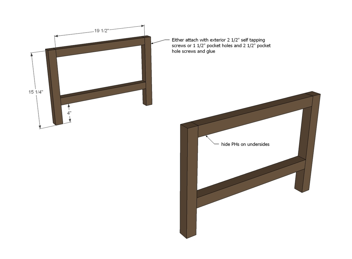 Woodworking project plans coffee tables diy woodworking for Table woodworking plans