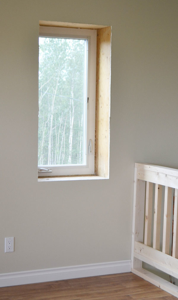 Window Jamb Extensions Ana White