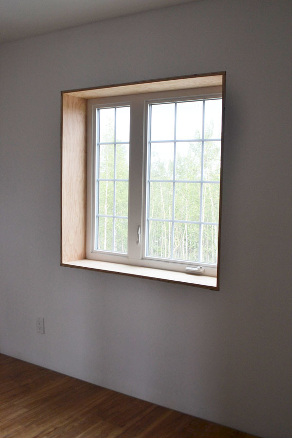 The window jamb extensions fit in perfectly but we 39 ll for Window jamb definition