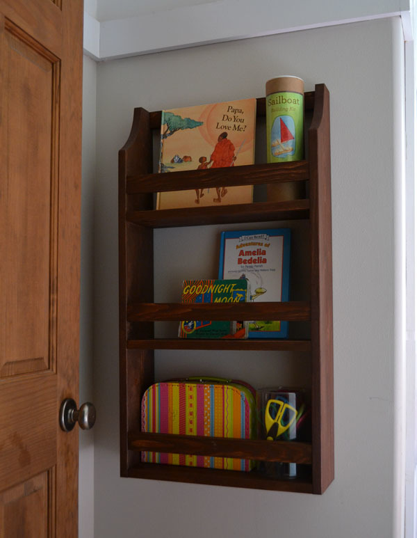 How To Make A Magazine Rack Out Of Wood