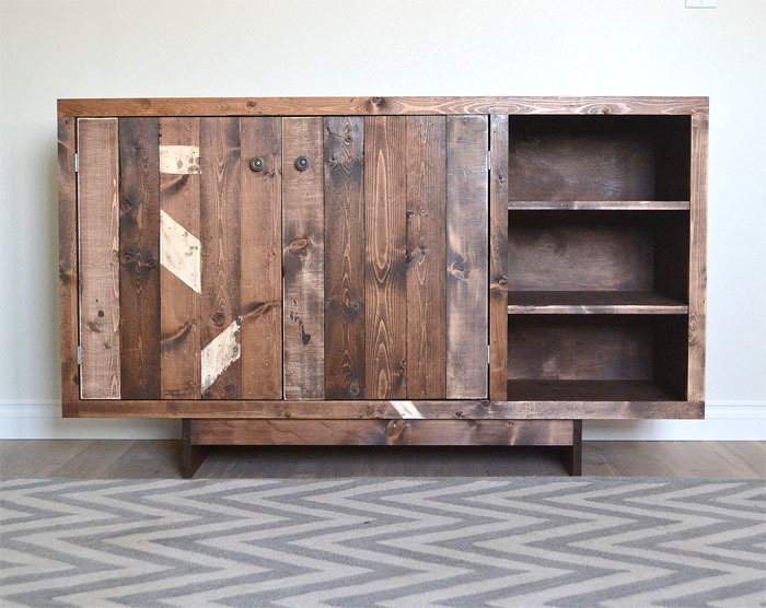 Emersen Consle Or Buffet - DIY Projects