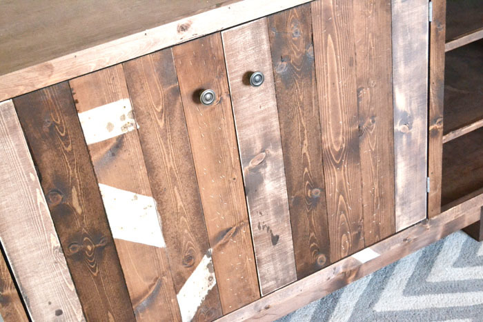 plans for buffet cabinet