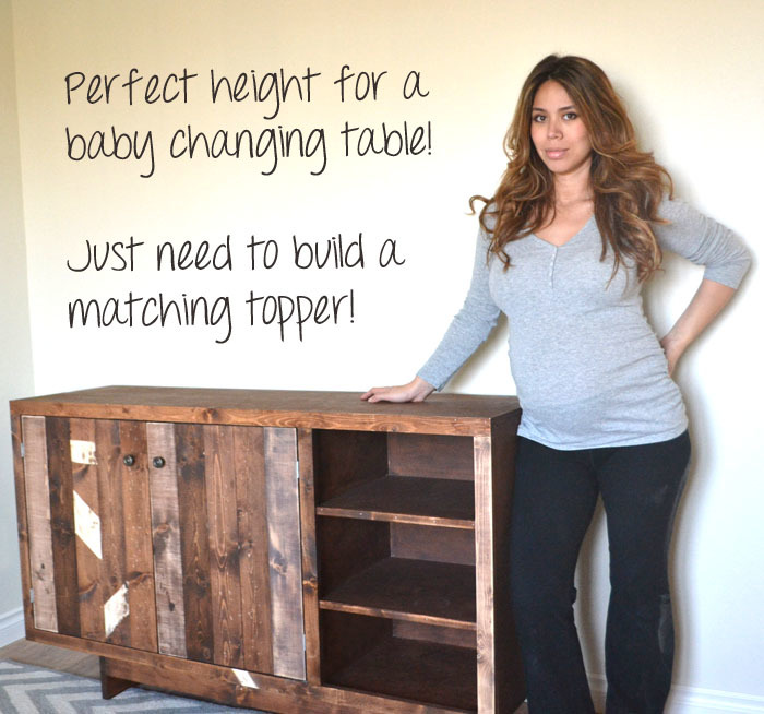 ... Changing Table Topper | Free and Easy DIY Project and Furniture Plans
