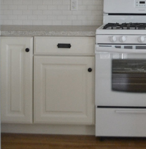 Ana white 21 base cabinet door drawer combo momplex for Kitchen cabinet drawers