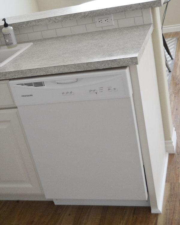 Build A Dishwasher Cabinet | Tyres2c