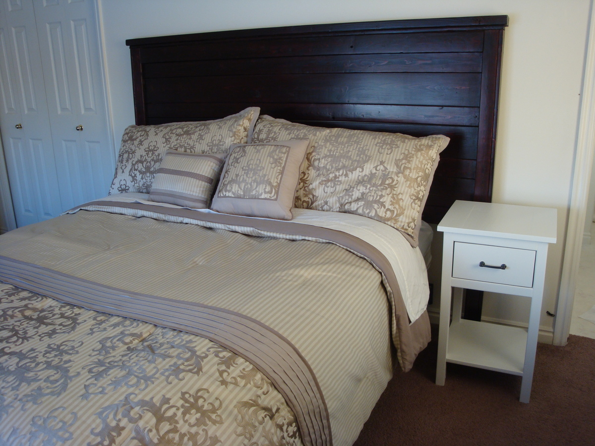 Ana White King Size Headboard Diy Projects