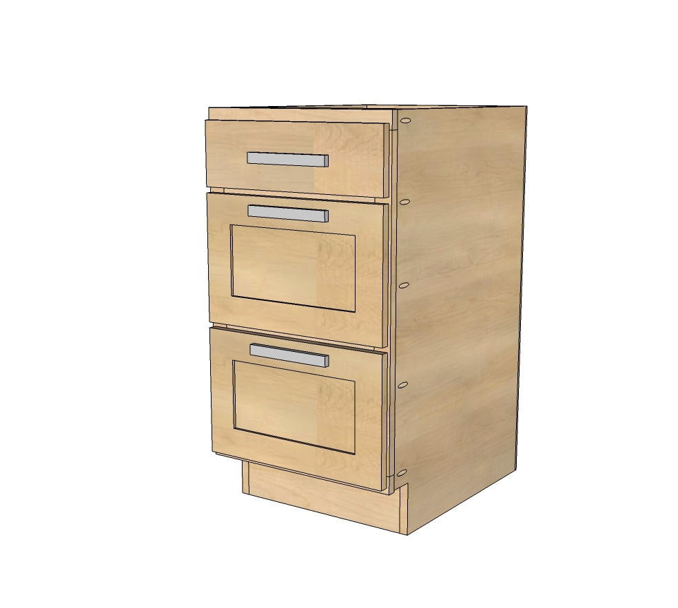 plans for cabinet drawers