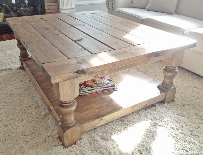 Industrial Coffee Table Do It Yourself Home Projects From Ana White Coffee Table Pinterest Ana White