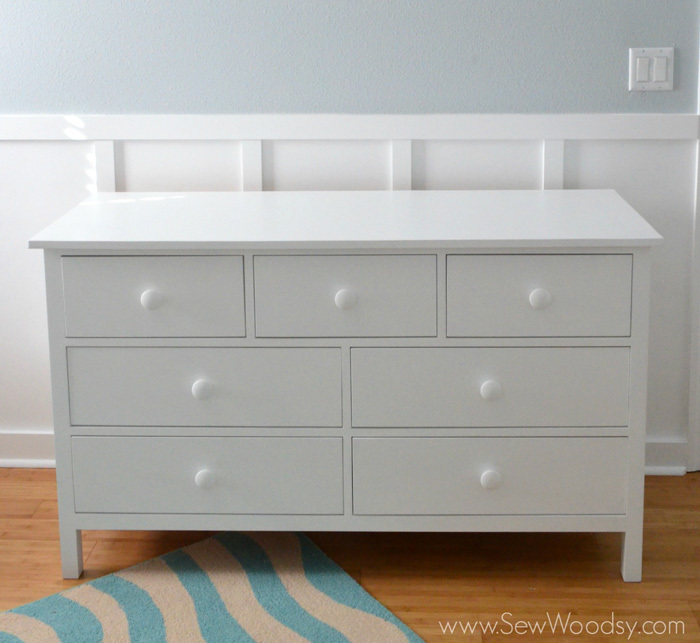 Build Your Own Dresser Cheap
