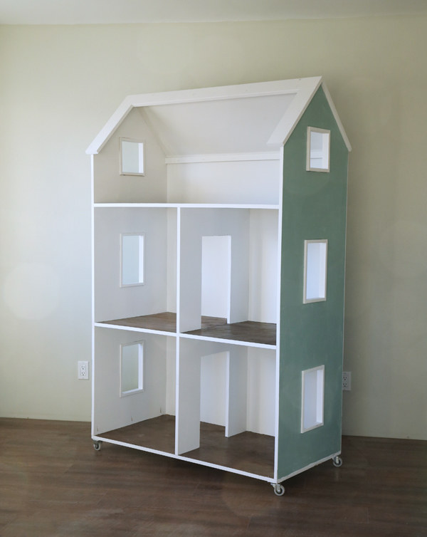 american girl dollhouse diy