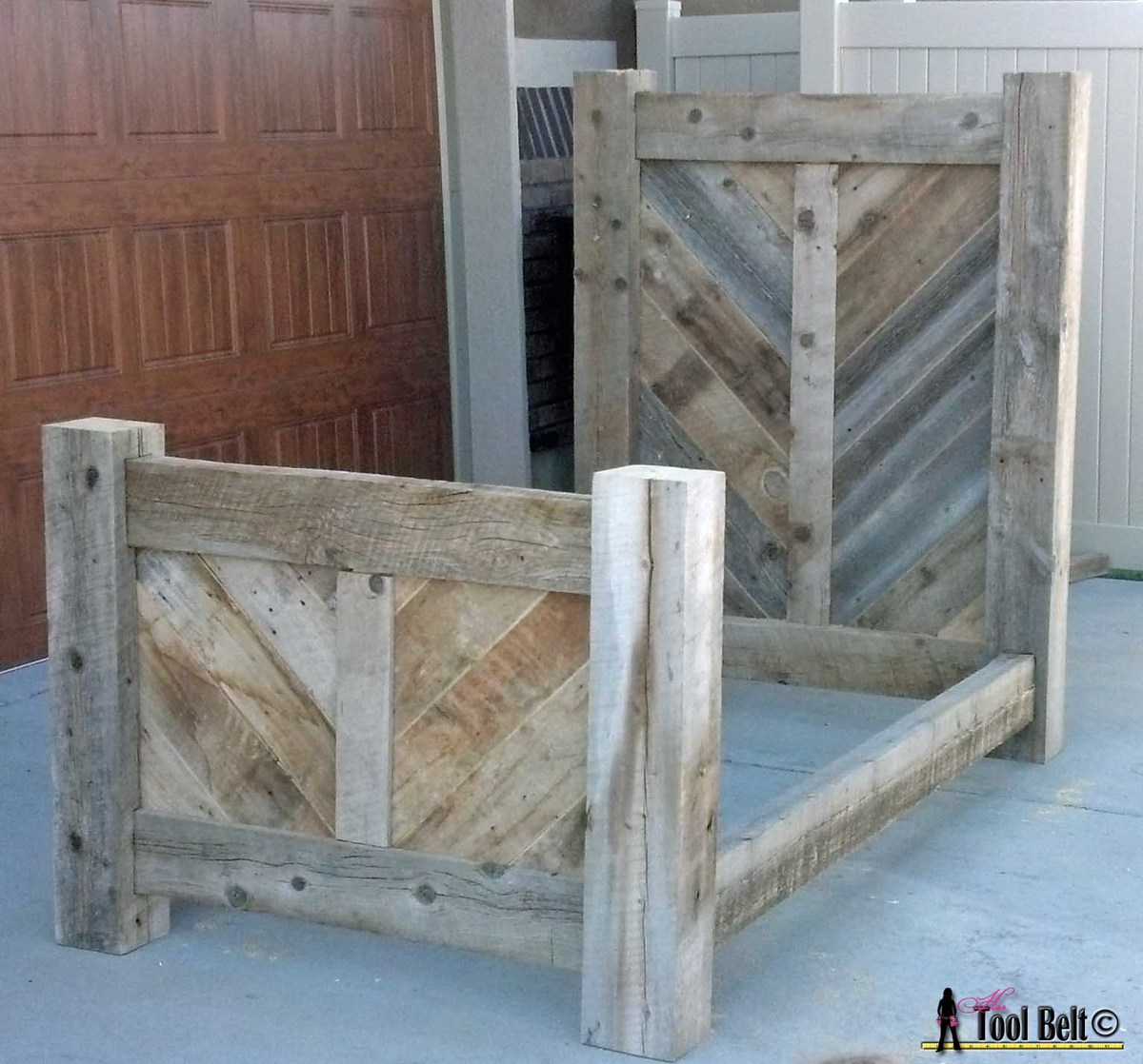 barn wood project plans