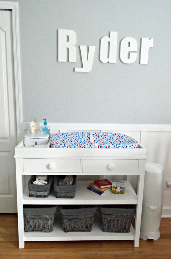 Ana White Ultimate Changing Table Diy Projects