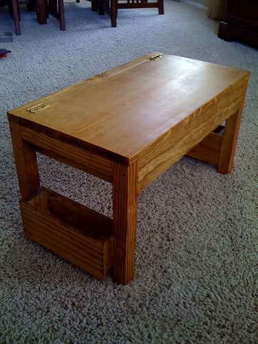 Computer Lap Desk Plans Woodworking Project Kits Adults