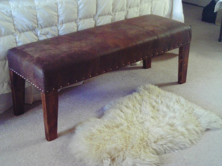 Ana White Western Upholstered Bench Diy Projects