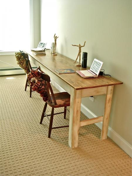 long dining table plans