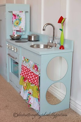 plans for wooden kids kitchen