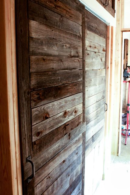 Barn Style Sliding Doors Ana White Woodworking Projects