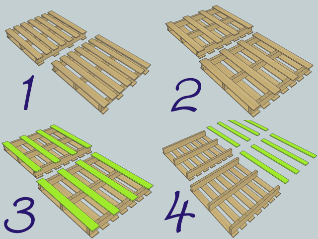 plywood toy box plans free printable pallet furniture plans