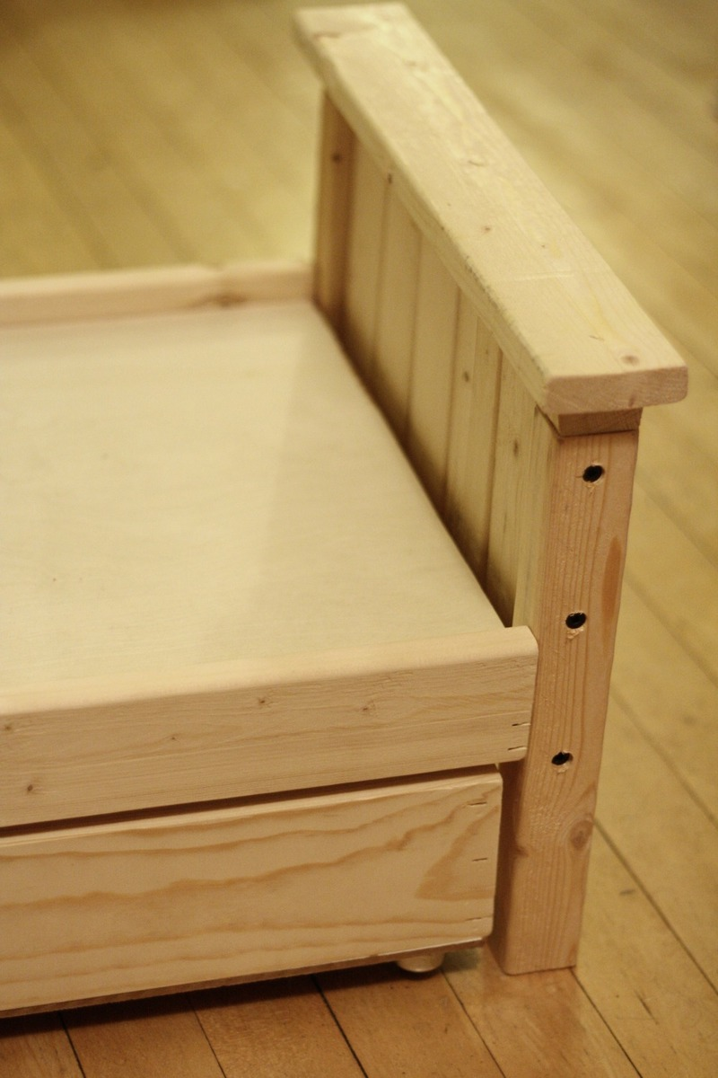 Ana White Doll Bed And Trundle Diy Projects