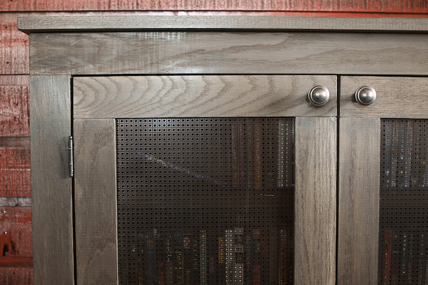 Ana White | Primitive Pie Cabinet Entertainment Center - DIY Projects