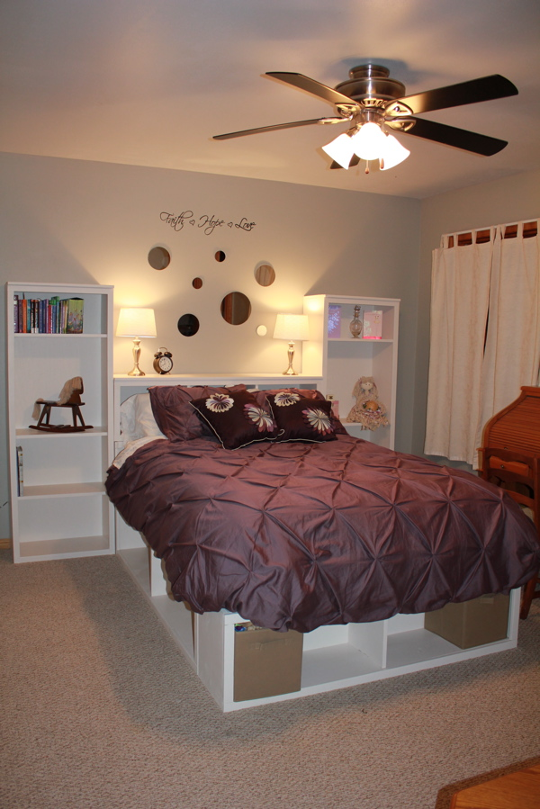 Do It Yourself Storage Beds Quotes