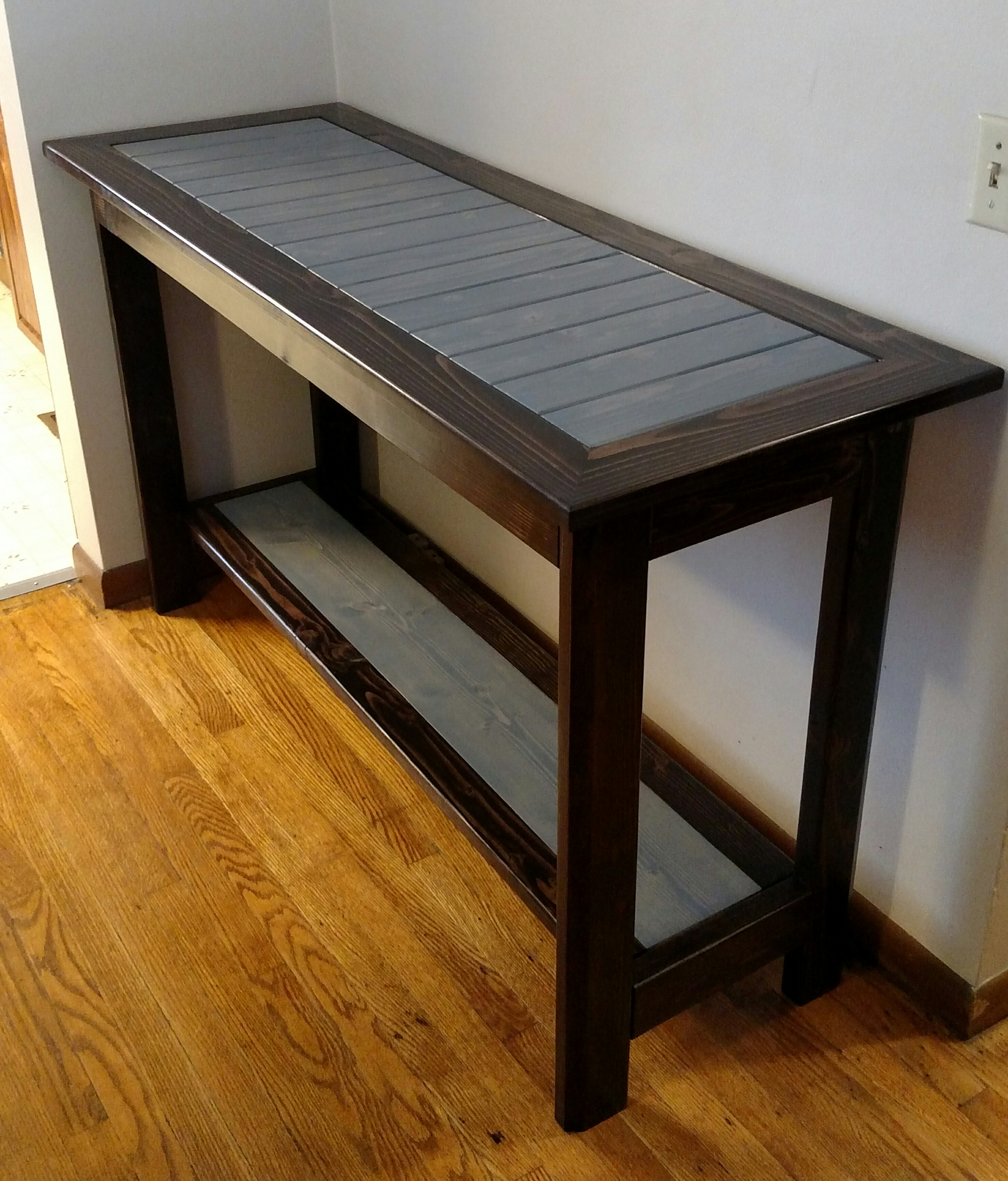 2x4 Accent Table Ana White