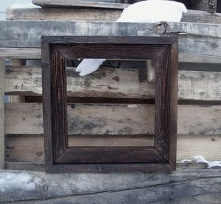 Barnwood Picture Frames Plans