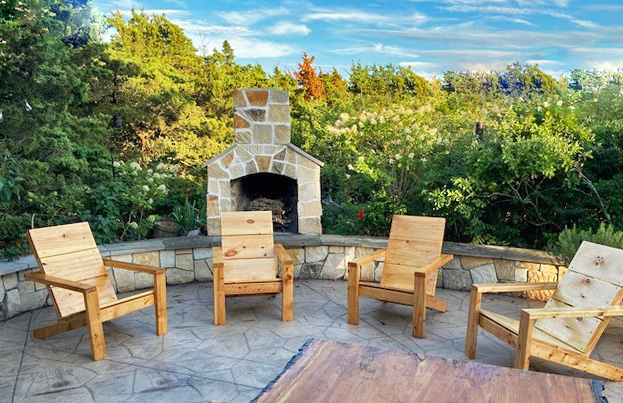 the best adirondack chair plans ana white