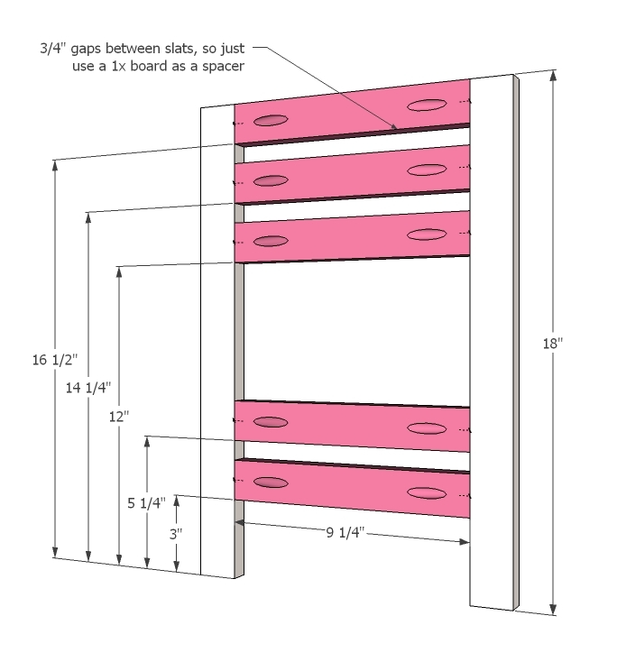 American Girl Doll Bunk Bed Plans
