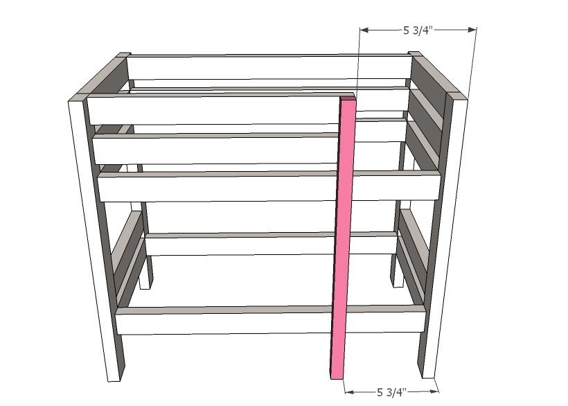 American Girl Doll Bunk Bed Dimensions