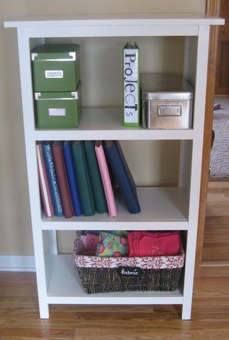 build simple wood bookcase