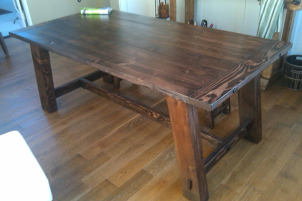 benchwright extending dining table plans 187 woodworktips