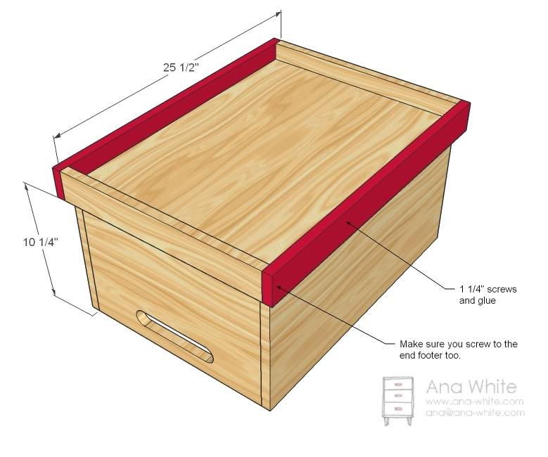 ... Toy Box Plans likewise Chest Toy Box Plans. on easy toy box plans