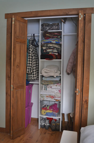 Ana White | Build a Master Closet System | Free and Easy DIY ...