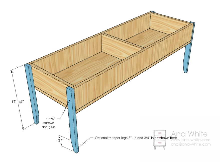 Pdf lego coffee table plans plans free for Table building plans free