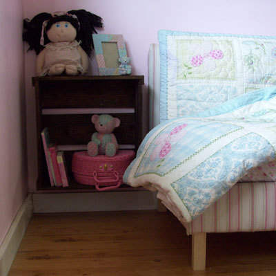 Nightstands on Ana White   Build A Free Floating Nightstands   Free And Easy Diy
