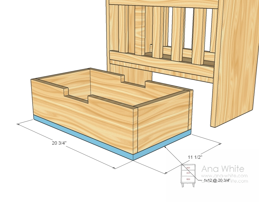 Popular Wooden Dolls Cradle Plans Free Woodworking Project Simple