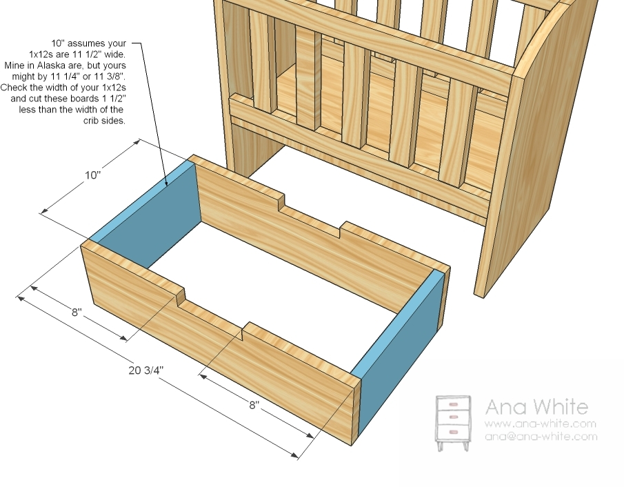 Baby Doll Cradle Woodworking Plans