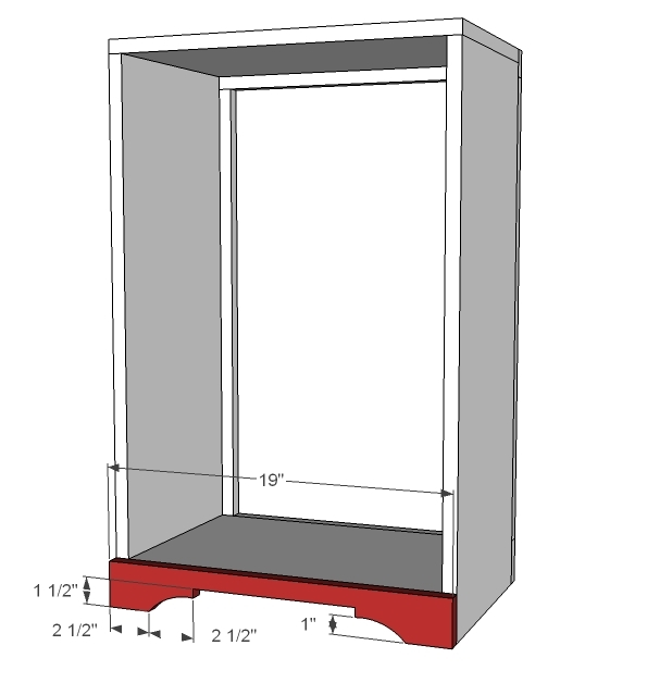 wood cabinets plans