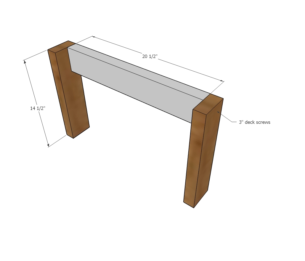 Pleasing 2X4 Outdoor Coffee Table Ana White Download Free Architecture Designs Rallybritishbridgeorg