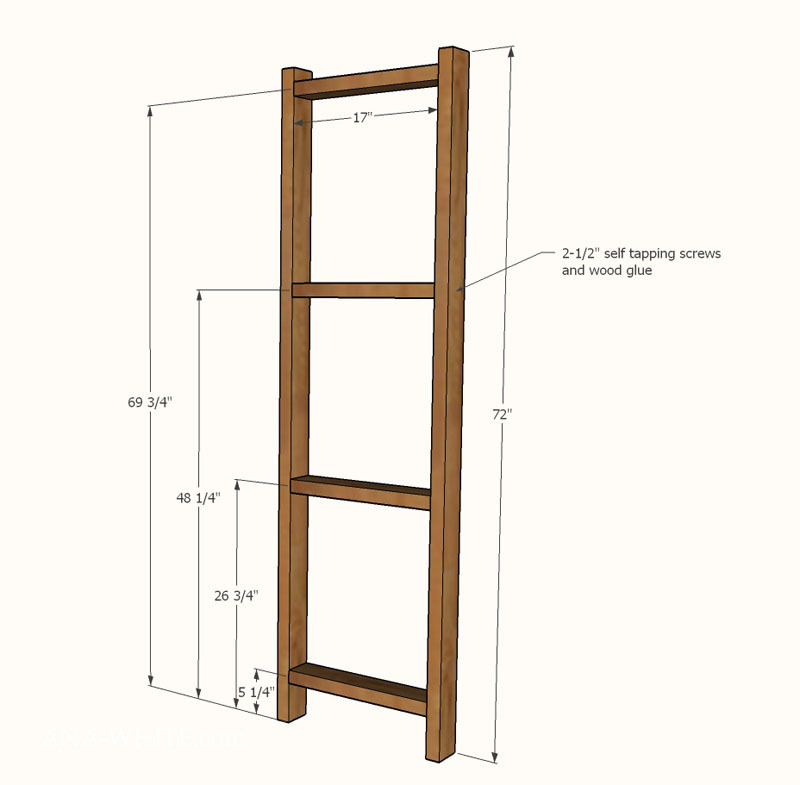 Build Your Own Garage Shelving Unit