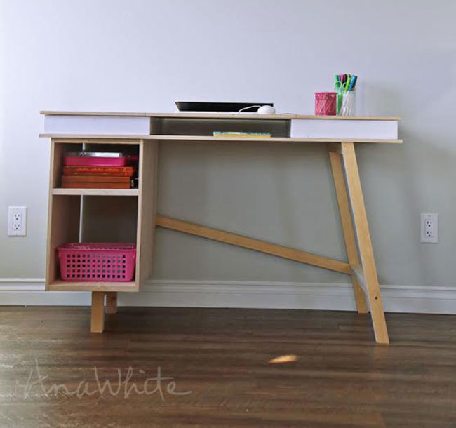 Grhopper Base For Build Your Own Study Desk