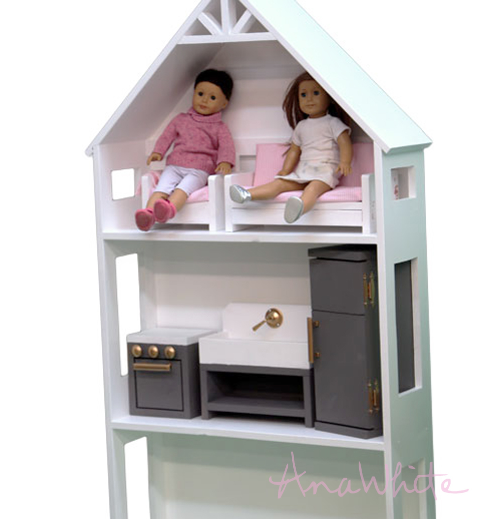 american girl doll kitchen