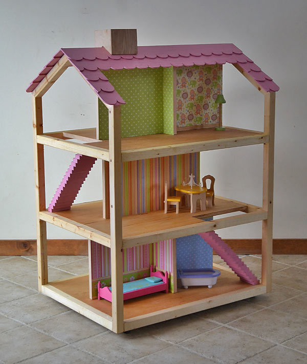 barbie furniture plans