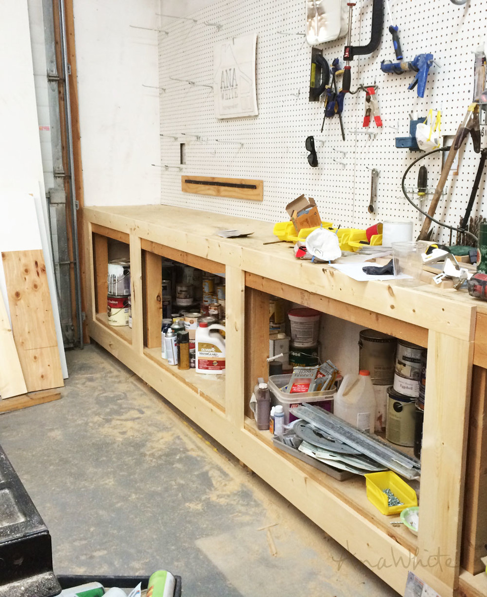 Workshop Cabinets Diy Ana White Ultimate Lumber And Plywood Storage Cart Diy Projects