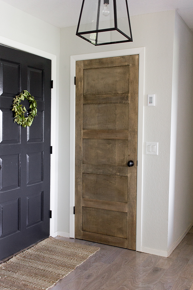 ... DIY Panel Door Makeover - Featuring Jenna Sue Design - DIY Projects