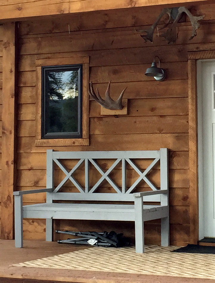 anna white furniture plans. It\u0027s A Pretty Easy Project To Do - But I Need Warn You, It Is HUGE!!! And Sturdy. The Kind Of Furniture That One Would Find At Remote Alaska Cabin. Anna White Plans G